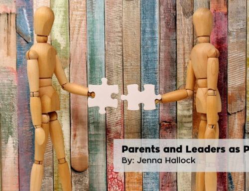 Parents and Leaders as Partners