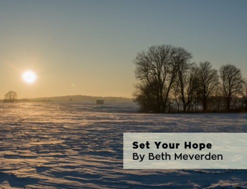 Set Your Hope