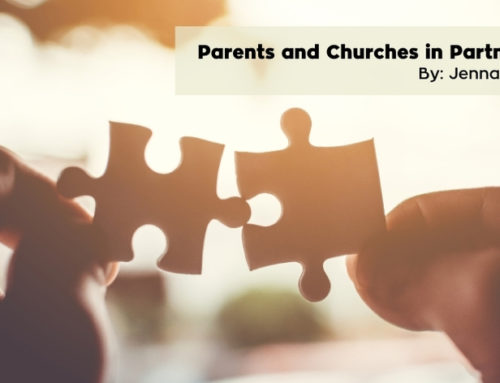 Parents and Churches in Partnership