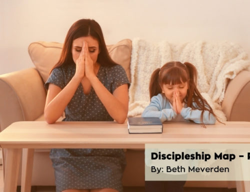 Discipleship Checklist – Prayer