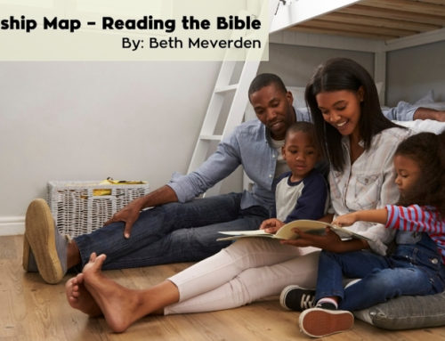 Discipleship Map – Reading the Bible