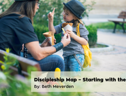 Discipleship Map – Starting with the Gospel