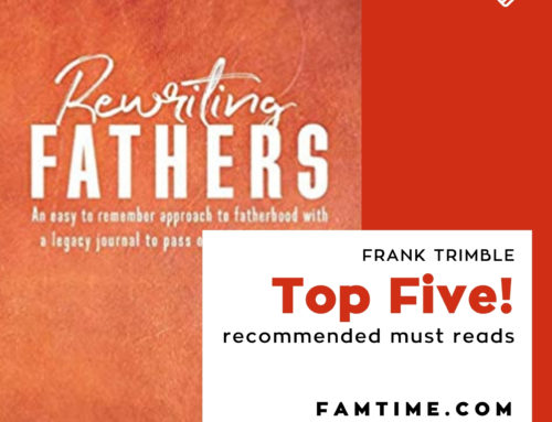 Rewriting Fathers by Brandon Cave and Preston Cave
