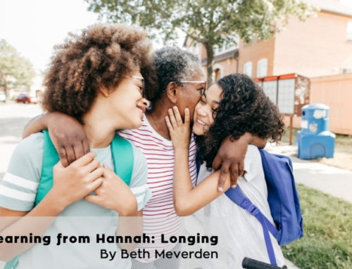 Learning from Hannah: Longing