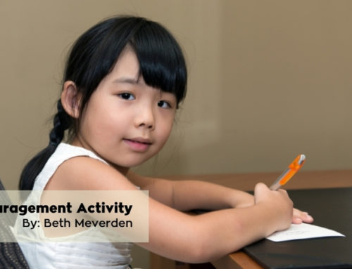 Encouragement Activity